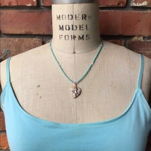 Healing Heart Handmade Necklace